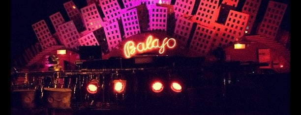 Le Balajo is one of Paris.