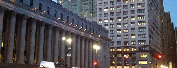 New York Penn Station is one of New York.