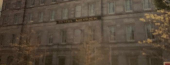 Meyrick Hotel is one of Ireland.