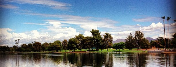 Chaparral Lake is one of Best places in Arizona state.