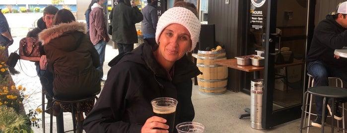Zero Gravity Brewery is one of Vermont.