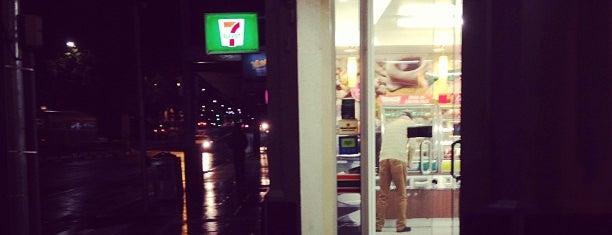 7-Eleven is one of Orte, die Jose gefallen.