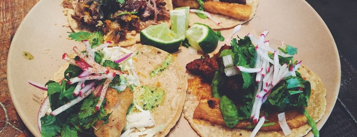 Minero is one of ATL eats and drinks.