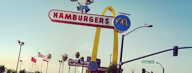 McDonald's is one of CALIFORNIA\VEGAS_ME List.