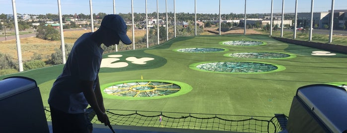 Topgolf is one of Lugares favoritos de Ryan.