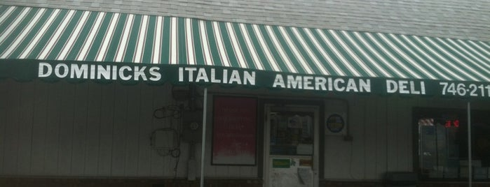 Dominick's Italian-American Deli is one of Lieux qui ont plu à Tim.