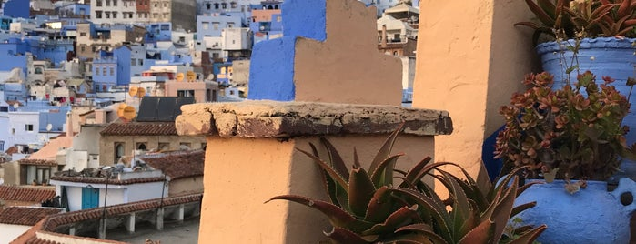 Casa Aladdin Restaurant is one of Morocco.