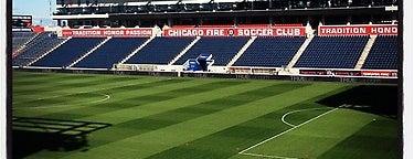 SeatGeek Stadium is one of Experience Teams & Venues.