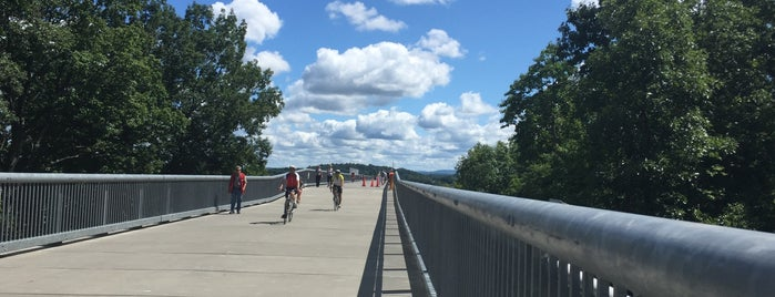 Walkway Over the Hudson State Historic Park is one of A Locavore's Guide to the Hudson Valley.