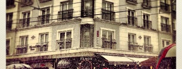 Faros Hotel Sultanahmet is one of Istanbul, TK.