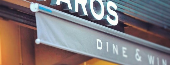 Faros Restaurant is one of All-time favorites in Türkiye.