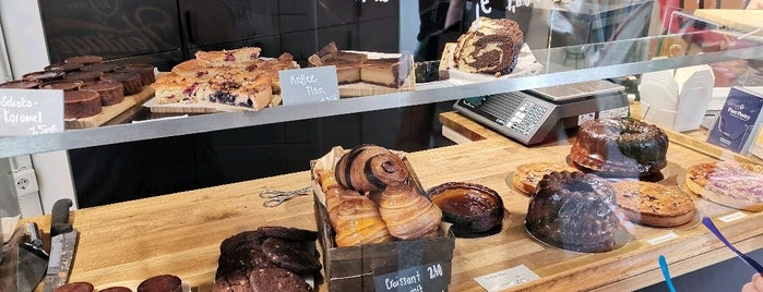 Pure Pastry is one of Düsseldorf beloved.