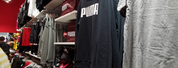The PUMA Outlet The Style Outlets, Roppenheim is one of Lugares guardados de Fayza.