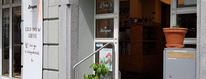 KOFFEINSHOP is one of Europe specialty coffee shops & roasteries.
