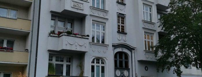 Schöneberg is one of Berlin.