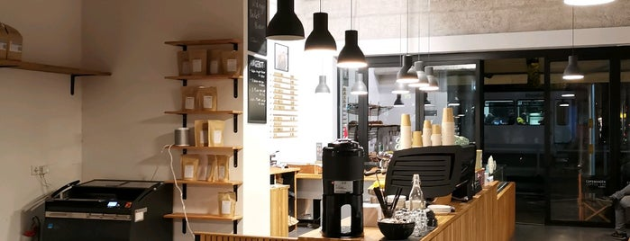 Copenhagen Coffee Lab // Bakery is one of Düsseldorf beloved.