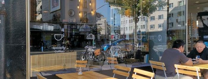 Kyto Coffee + Deli is one of Orte, die Sim Sullen gefallen.