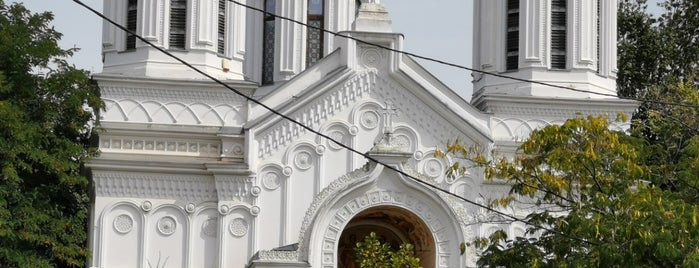Biserica Sf. Voievozi is one of Best of Bucharest.