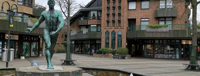 Klemensviertel is one of Best of Kaiserswerth, Düsseldorf.