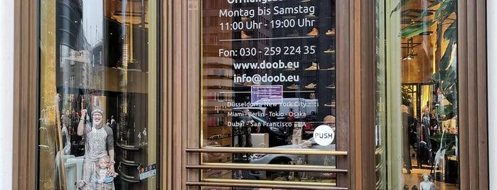 Doob 3D is one of Berlin Best: Shops & services.