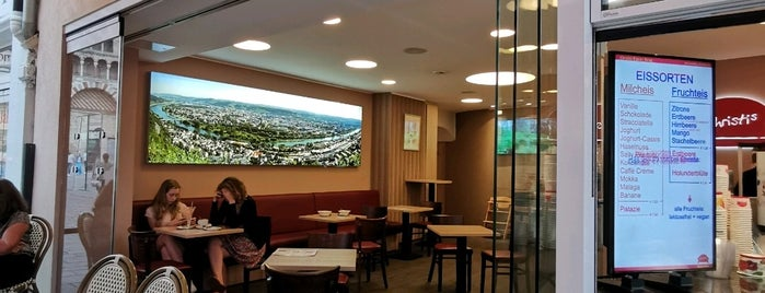 Christi's Eis & Kaffee is one of Around Rhineland-Palatinate.