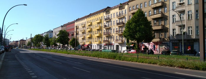 Danziger Straße is one of Matthiasさんのお気に入りスポット.