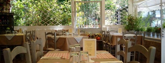 Μαγικές Κατσαρόλες is one of Athens Best: (Modern) Greek restaurants.