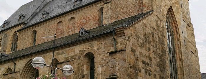 Marienkirche is one of Dortmund - must visits.