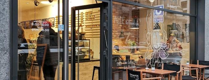 Copenhagen Coffee Lab is one of Europe specialty coffee shops & roasteries.