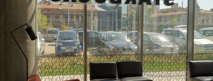 Starbucks is one of Best of Bucharest.