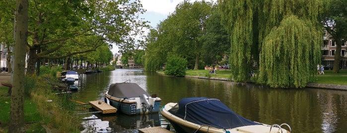 Weteringpark is one of Best of Amsterdam.