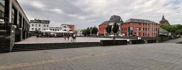 Konstantinplatz is one of Around Rhineland-Palatinate.