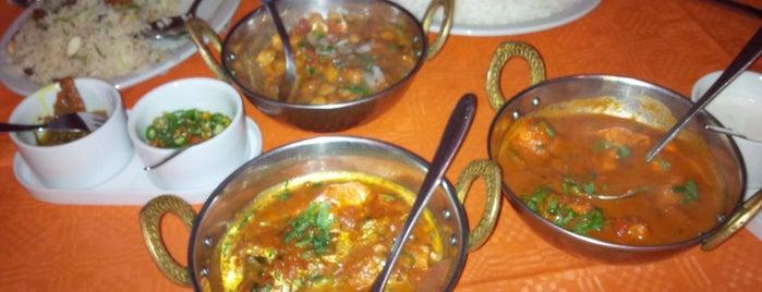 Maharaja Kitchen is one of WannaEaT.