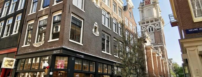 Nieuwe Hoog Straat is one of Best of Amsterdam.