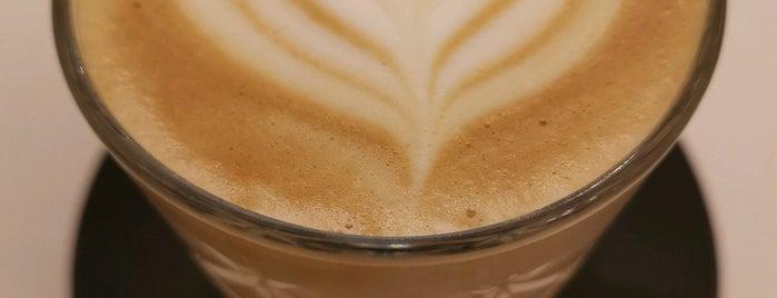 Mercy Coffee Company is one of Düsseldorf beloved.