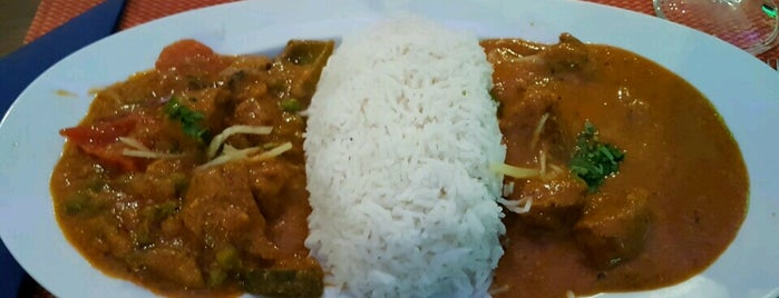 Indian Rasoi is one of Karlsruhe beloved.