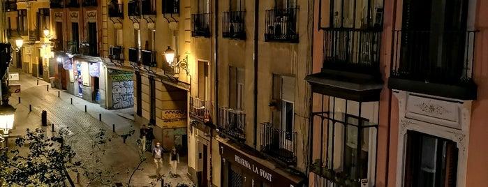 Hostal Las Fuentes is one of Madrid_2014.