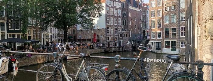 Armbrug (Brug 208) is one of Best of Amsterdam.