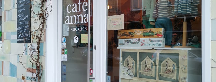 Café Anna & Kuckuck is one of Best of Essen.