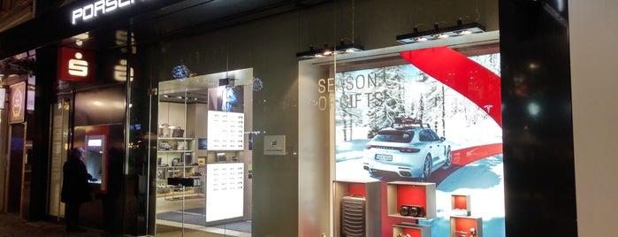Porsche Design Store Frankfurt is one of Best of Frankfurt am Main.