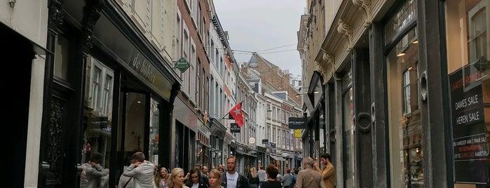 Wolfstraat is one of Maastricht.