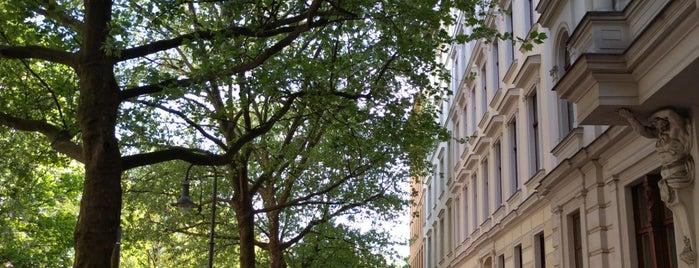 Kollwitzstraße is one of Berlin unsorted.
