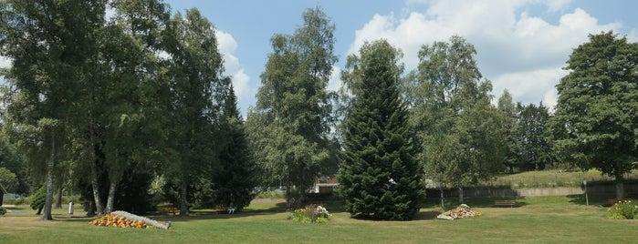 Kleiner Kurpark is one of Amit 님이 좋아한 장소.