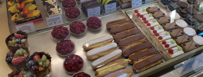Pâtisserie Schaeffer is one of Best of Alsace.