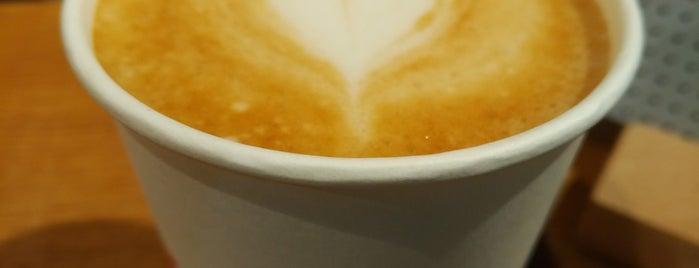 Espresso Bienchen is one of Europe specialty coffee shops & roasteries.