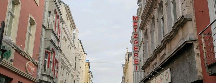 Friedrichstraße is one of Bonn.