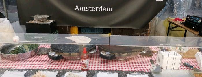 Gozleme King is one of Amsterdam Best: Food & drinks.