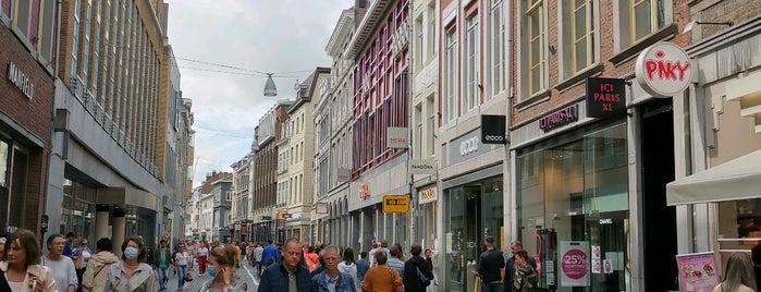 Grote Straat is one of Maastricht.