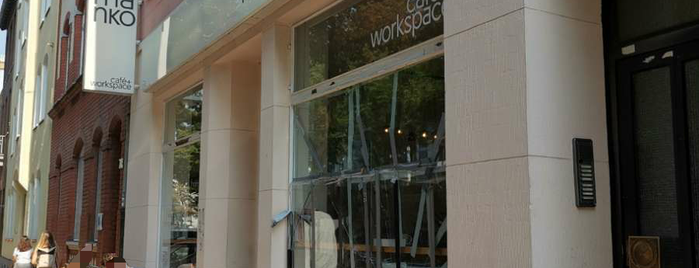 manko café + workspace is one of Düsseldorf beloved.