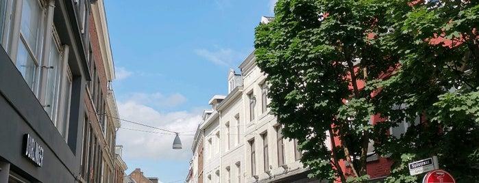 Spilstraat is one of Maastricht.